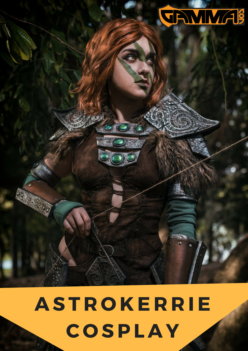 FIRST GUEST ANNOUNCEMENT: ASTROKERRIE COSPLAY