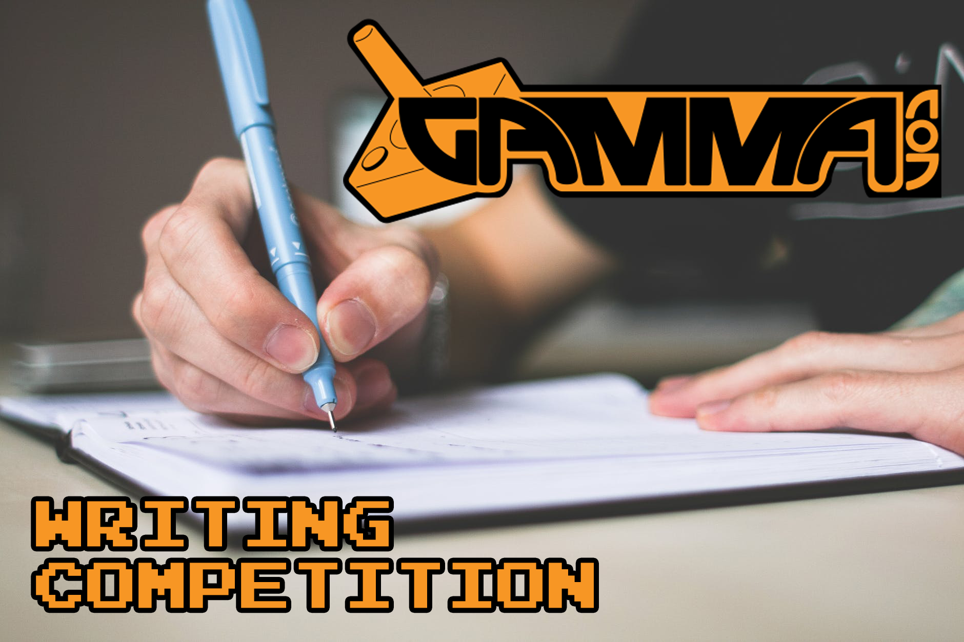 GAMMA.CON SCI-FI AND FANTASY STORY COMPETITION Supported by ACT Writers Centre